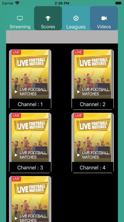 Football TV Live Streaming HD