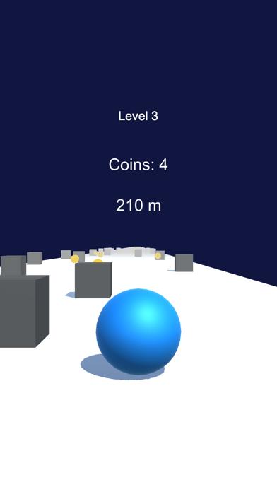 Crazy Ball Dash 3D screenshot 2