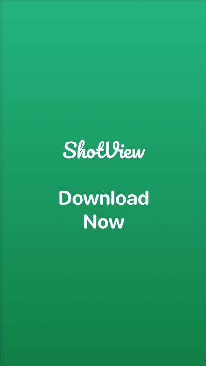 ShotView: Golf Club Distances screenshot-8