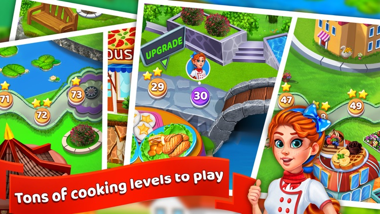 Food Craze Chef: Cooking Games