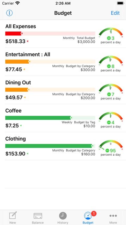 Active Money Pro screenshot-3