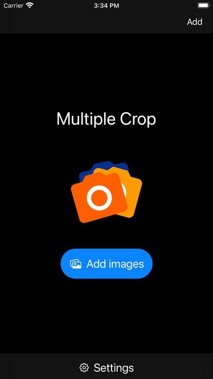 Multiple Photo Crop screenshot-6