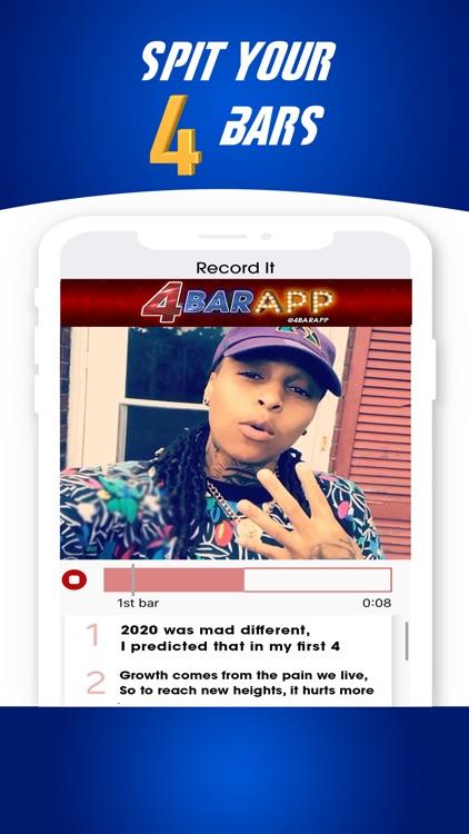 4bar - Rap's Short Format