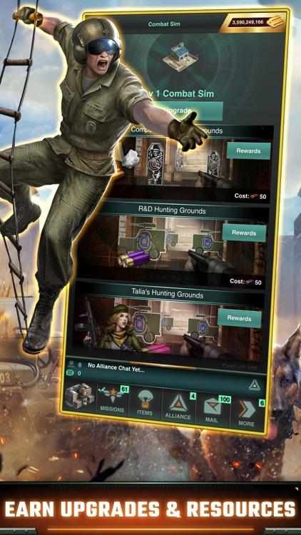 World War Rising screenshot-3