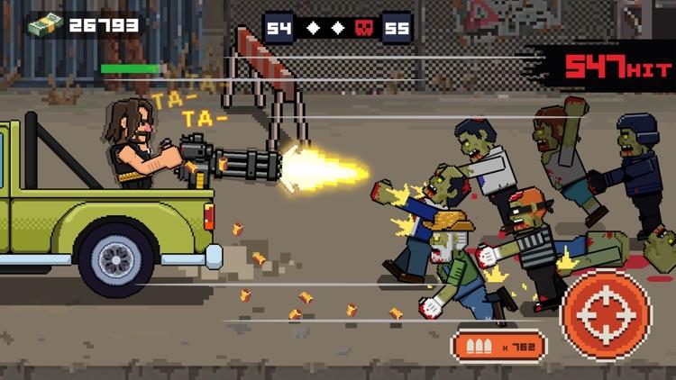 Zombie Crush Fighter