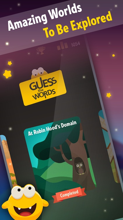 Guess The Words - word games screenshot-3