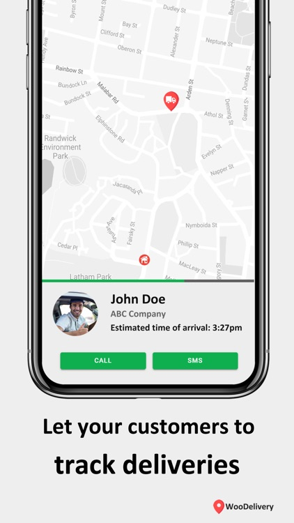 WooDelivery: Delivery Manager screenshot-5