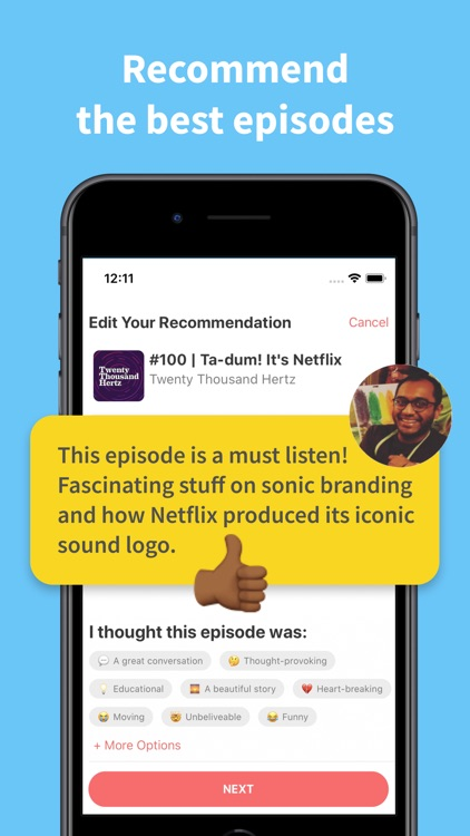 Podyssey: Discover #1 podcasts screenshot-5