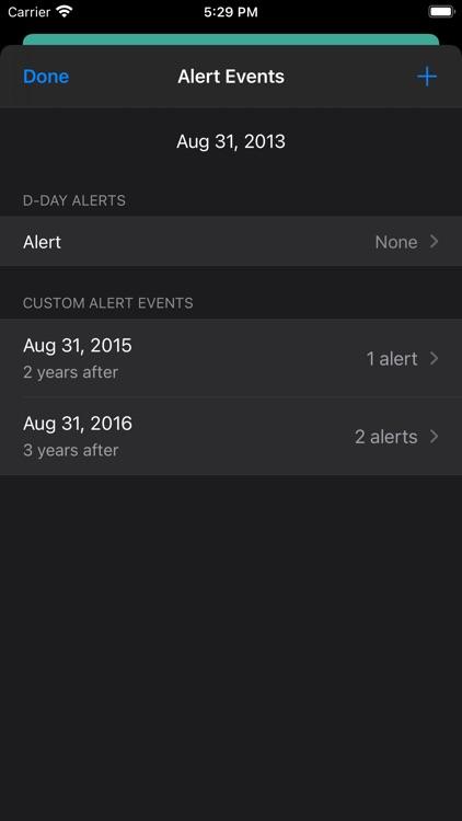 Count Days (Date Counter) screenshot-3