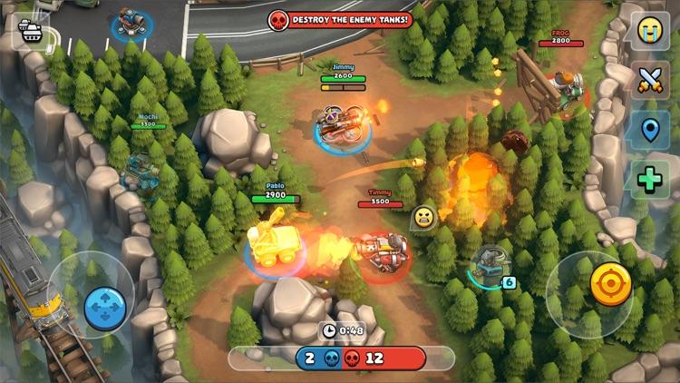 Pico Tanks screenshot-5