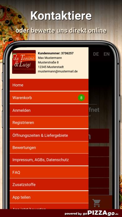 Da Tonino Luigi München screenshot 4