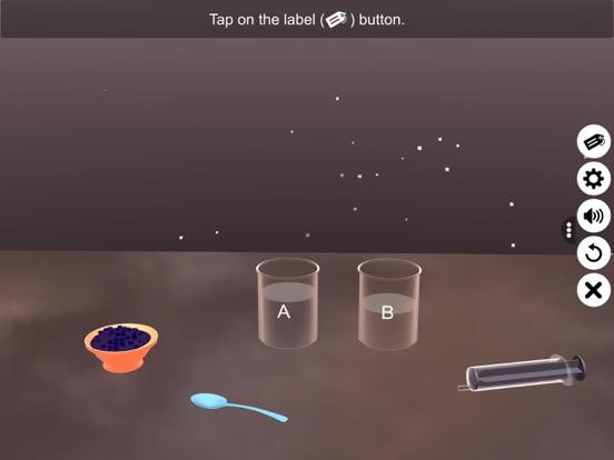 Matter has small particles screenshot 9