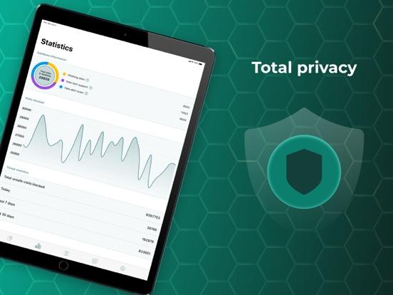 Ipad Screen Shot Prime Shield: online security 1
