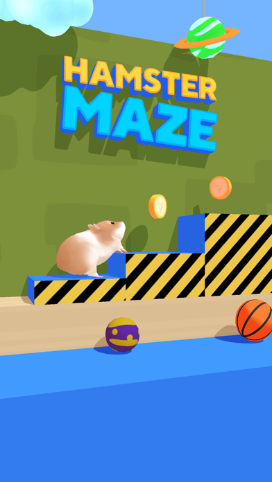 Hamster Maze screenshot 1