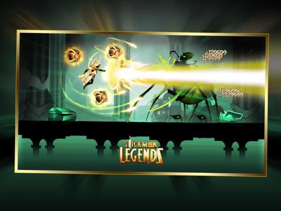 Stickman Legends Premium Screenshots