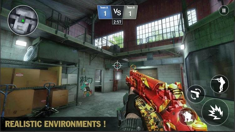 Critical Shooter Battleground screenshot-4