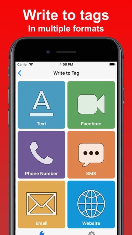 Smart NFC Tools: Read & Write