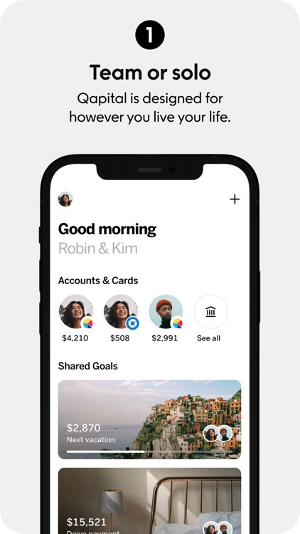 Qapital - Mobile Banking