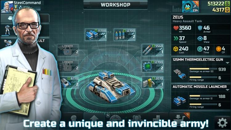 Art Of War 3:RTS Strategy Game screenshot-3