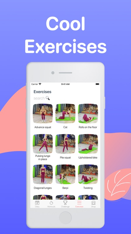 Female fitness・guided workouts screenshot-3