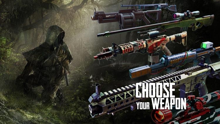 Cover Fire: Gun Shooting games screenshot-5