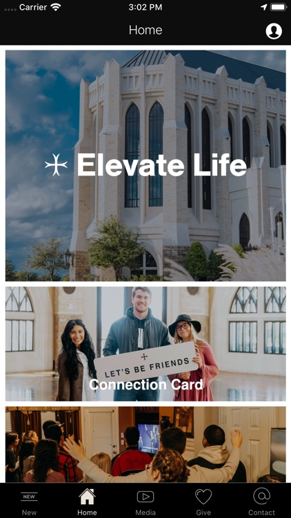 Elevate Life Church App