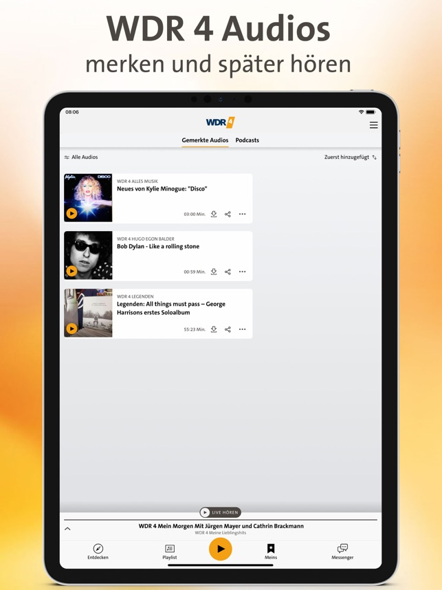 Wdr 4 On The App Store