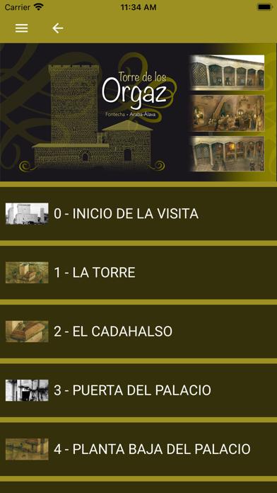 TORRE Y PALACIO DE LOS ORGAZ screenshot 3