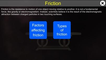 Friction (Lab Experiment) screenshot 1