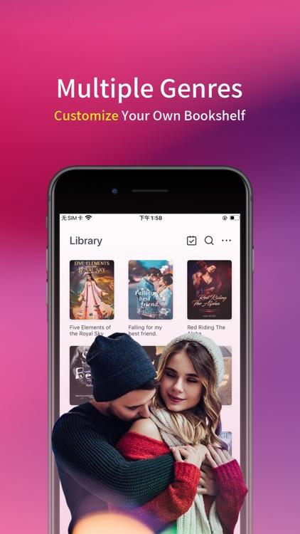 iReader-Story, Novel & E-book