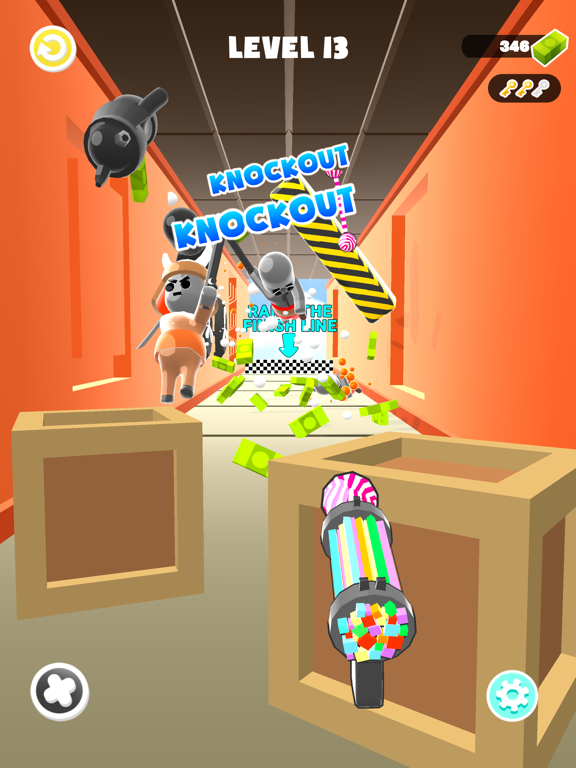 Rope Gun 3D screenshot 13