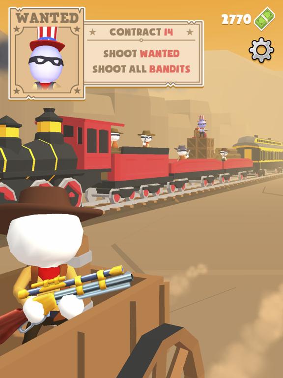 Western Sniper: Wild West FPS screenshot 15