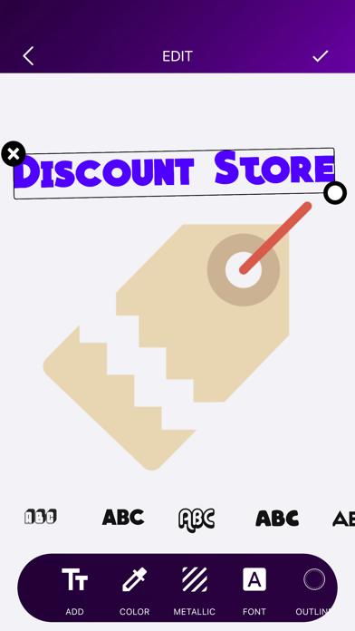 ロゴメーカー ロゴデザインロゴ作成 ロゴデザインのスクリーンショット7