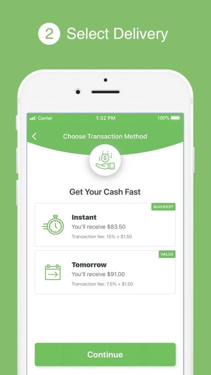 Prepaid2Cash screenshot-3