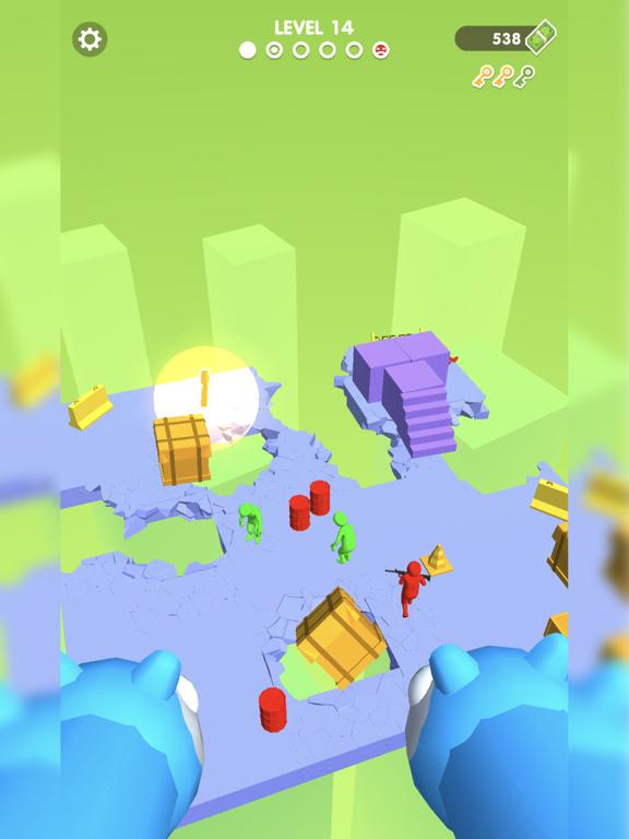 Ground Breaking 3D screenshot 8
