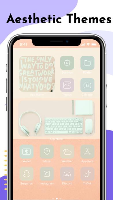 IconKit: Icon Themes Custom 14のおすすめ画像2
