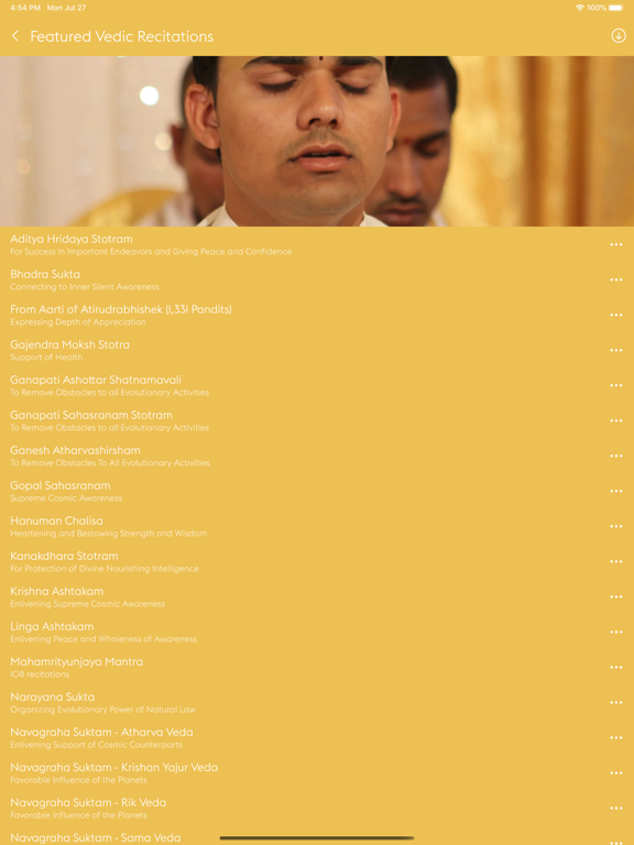 Maharishi Vedaのおすすめ画像3