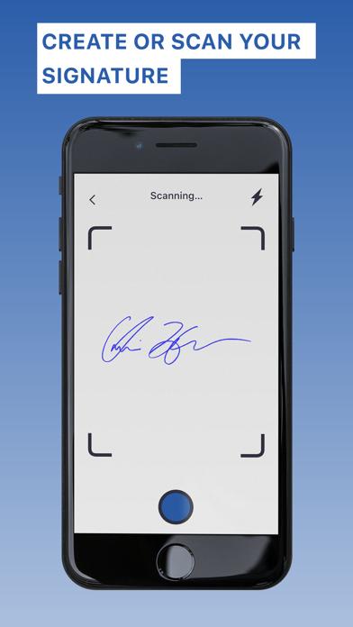 Приложение сканера - FreeScanСкриншоты 5