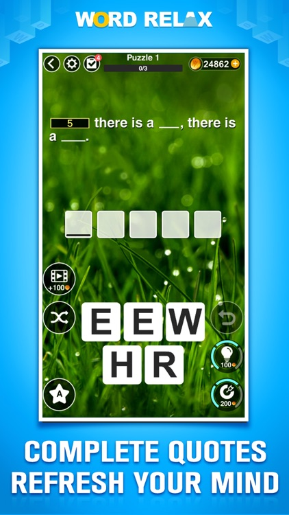 Word Relax! screenshot-4