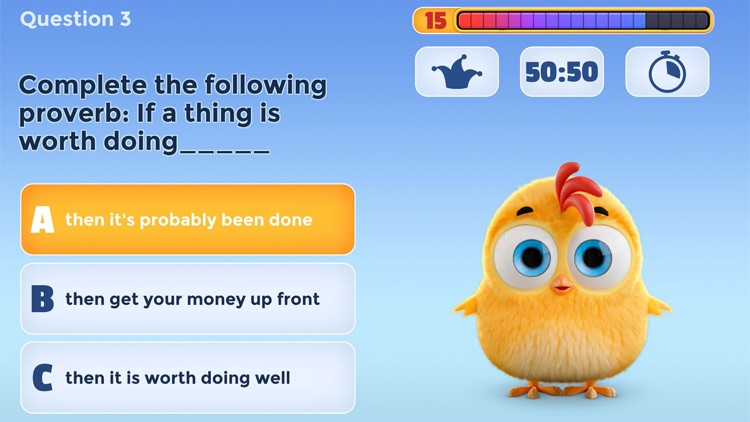 Save Farty – The Trivia Game screenshot-5