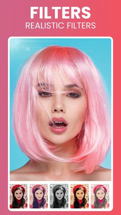 Face Changer- Cut Paste Photos screenshot-6