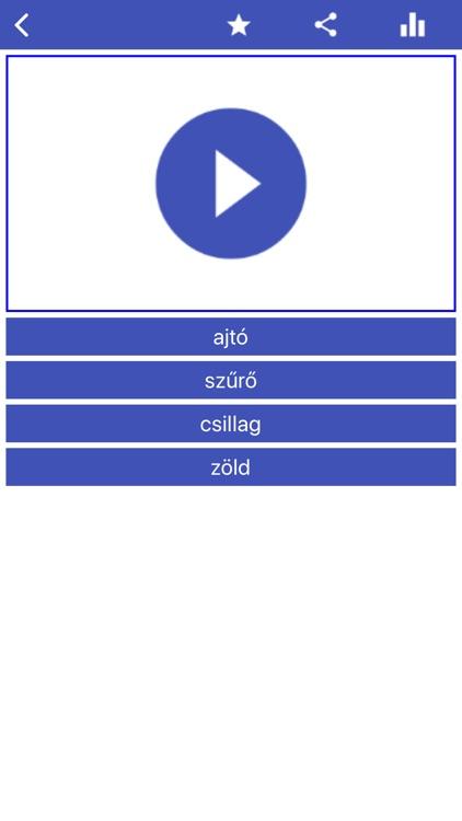 Hosy - Learn Hungarian screenshot-3