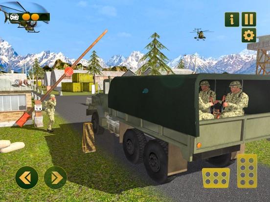 Army Parking Simulator screenshot 6