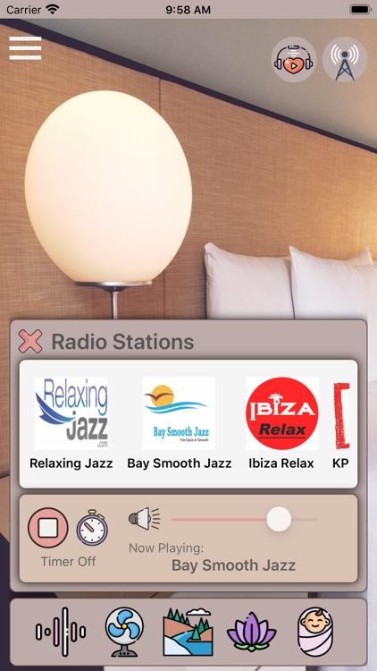 zzZ White Noise Sound Machine screenshot-7