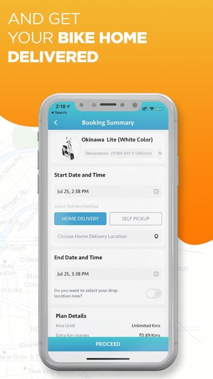 SHRIDE - Electric Bike Rentals screenshot-4