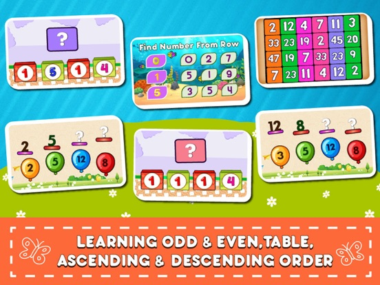 Kindergarten Math Educational screenshot 5