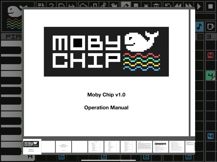 Moby Chip screenshot-7