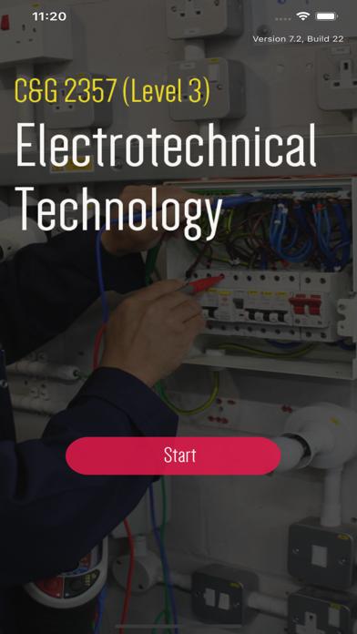 C&G 2357 Electrotechnology screenshot 1
