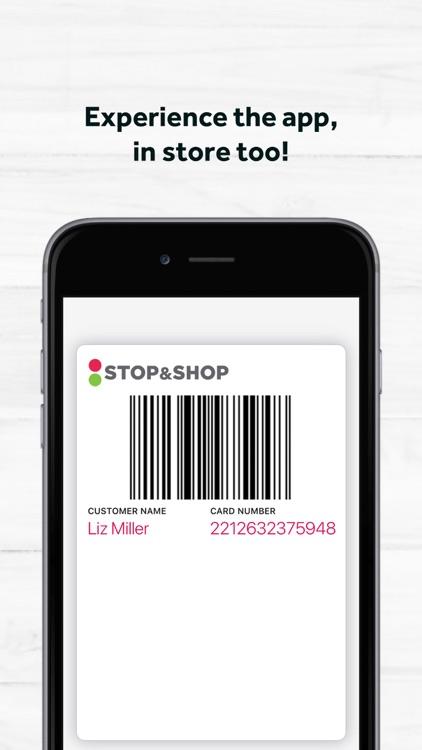 Stop & Shop screenshot-5