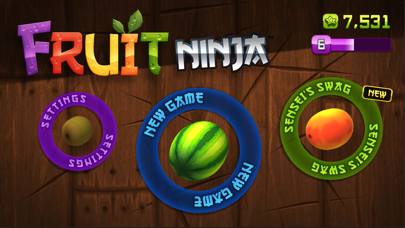 Fruit Ninja Classic+ screenshot 2